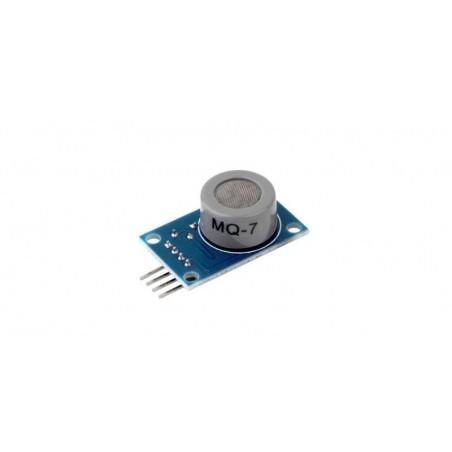 Modul cu senzor MQ-7 pentru detectie monoxid de carbon