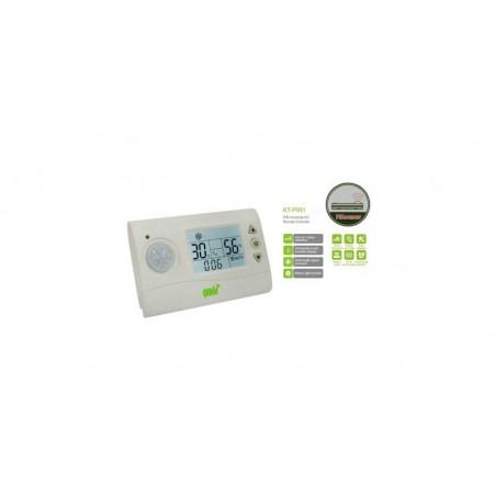Telecomanda / controller universal aer conditionat Qunda, include senzor de miscare, PIR KT-PIR1
