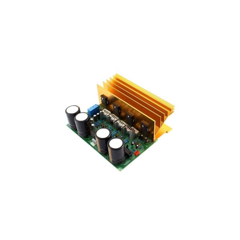 Amplificator audio AD300A, 2x150W(4R), 2x100(8R), Alimentare 2x32V AC