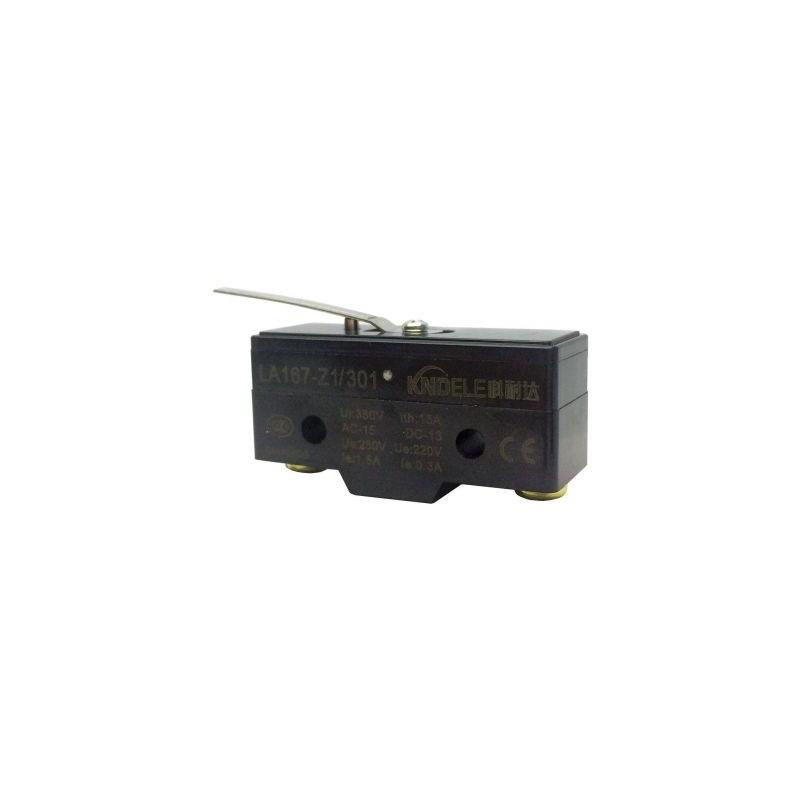Comutator limitator cu push button cu revenire Kenaida LA167-Z1/300