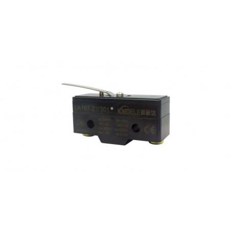 Comutator limitator cu push button si lamela Kenaida LA167-Z1/301
