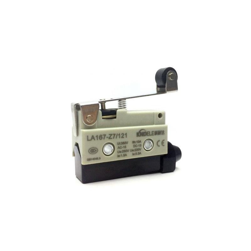 Comutator limitator de cursa cu rola 36mm inaltime Kenaida LA167-Z1/309