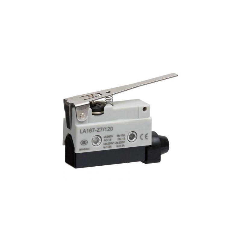 Comutator limitator de cursa cu lamela scurta 55mm lungime Kenaida LA167-Z7/140