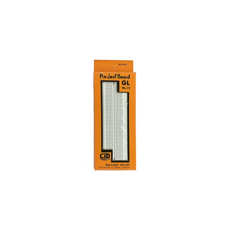 Placa test tip Breadboard 175x67x8mm, (GL-12)