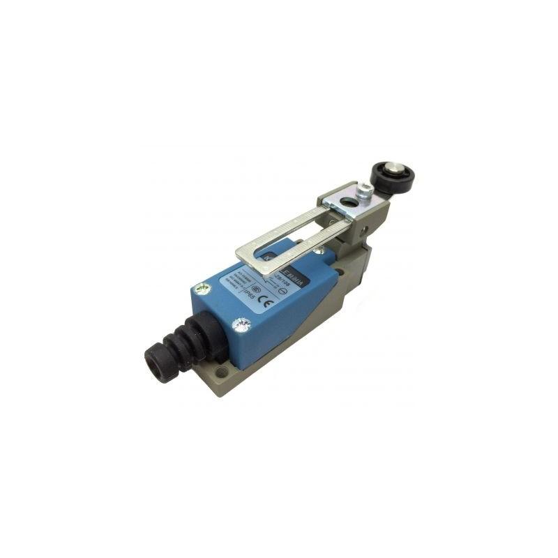 Comutator limitator cu maneta reglabila si rola reglabila metalica Kenaida LA167-Z8/108T