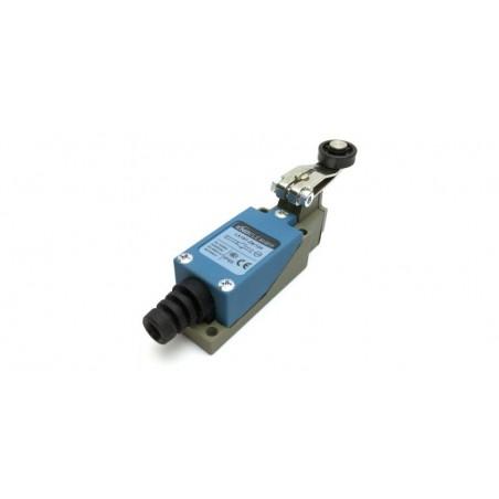 Comutator limitator cu maneta reglabila si rola din plastic Kenaida LA167-Z8/104