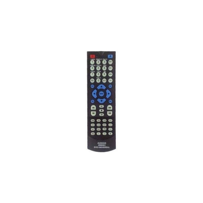 Telecomanda DVD universala AUN0448