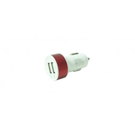 Incarcator auto 12-24V, dual USB: 5V - 1A+2,1A, BD-C31