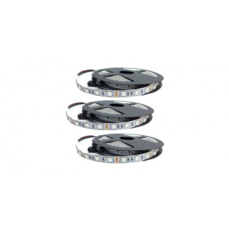 Oferta 15m Banda LED 5050 RGB 12V, 60 LED/m, IP20 (NW)