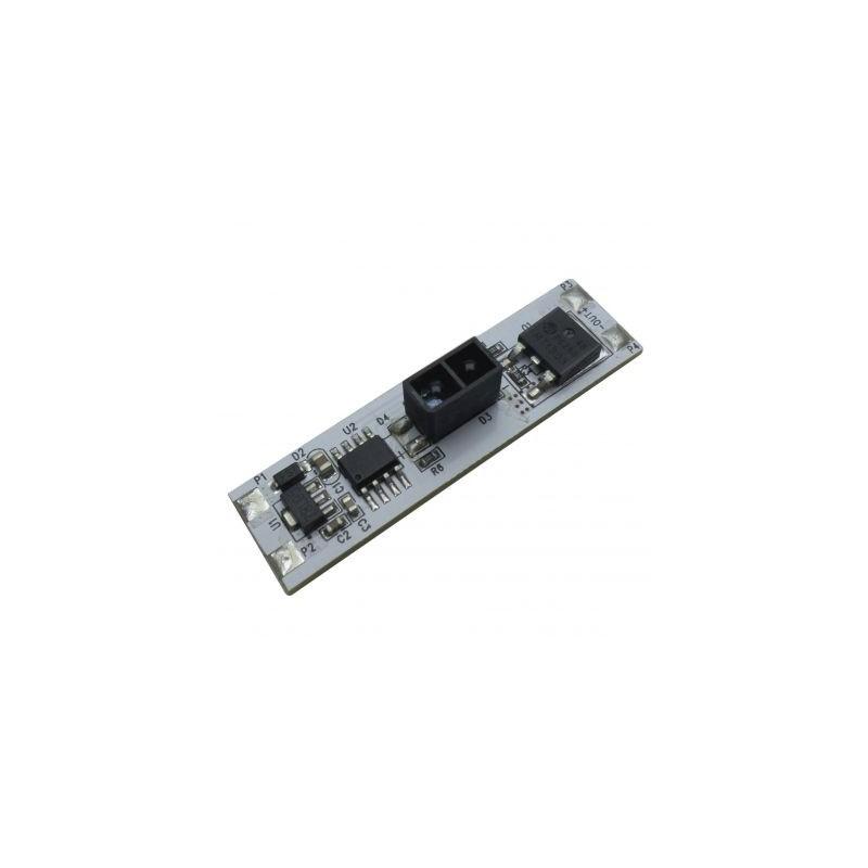 Modul senzor/intrerupator capacitiv cu retinere si tranzitie