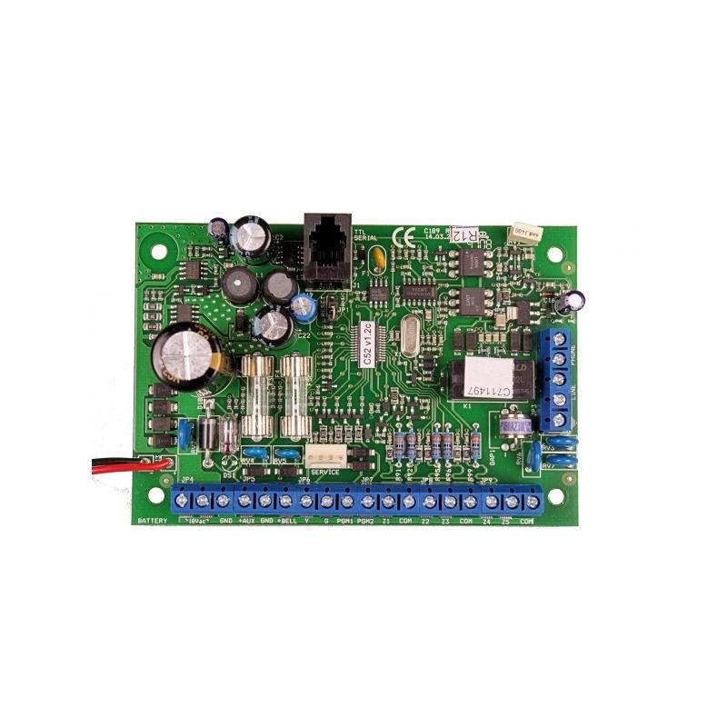 Centrala pentru sistem alarma Cerber C52