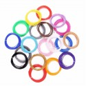 Pachet de Filament 3D ABS 20 culori pentru creioane 3D sau imprimante 3D