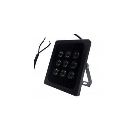 Proiector LED IR, 220V DC, 9 LED