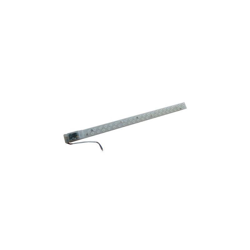 Aplica LED prindere magnetica 52cm 20W 220V Alb Rece+Alb Cald+Alb Neutru, 40 LED-uri