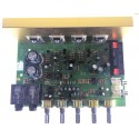 Kit amplificator audio stereo OK 688