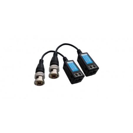 Set Videobalun HD-CVI/TVI/AHD/CVBS ( 5MP )