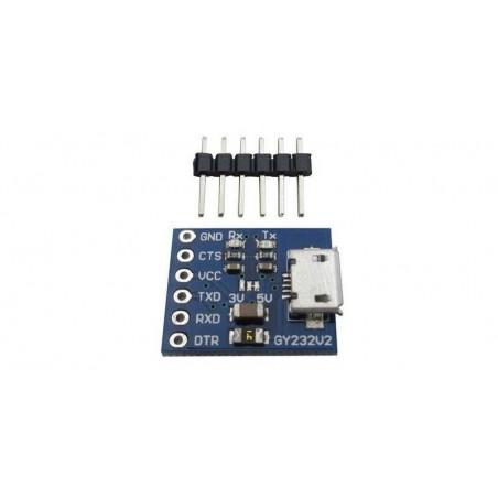 Modul convertor USB-TTL cu GY232V2 OKY3236-1 10106172