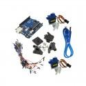 Kit Dezvoltare OKY1010 - UNO R3 + 2 x motor9G + suport PTZ + cabluri