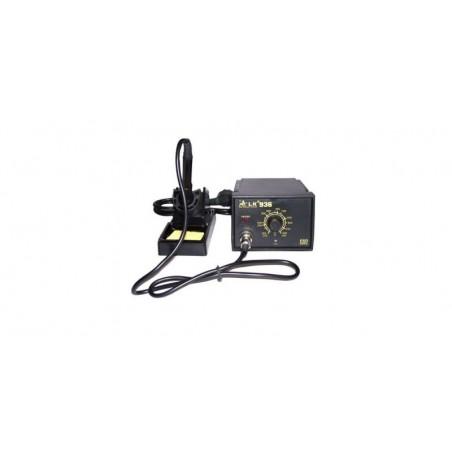 Statie de lipit cu letcon termostatata (analog) Lion King LK-936 220V