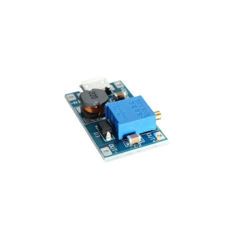 Modul step-up USB 5V intrare 6V-24V iesire 2A