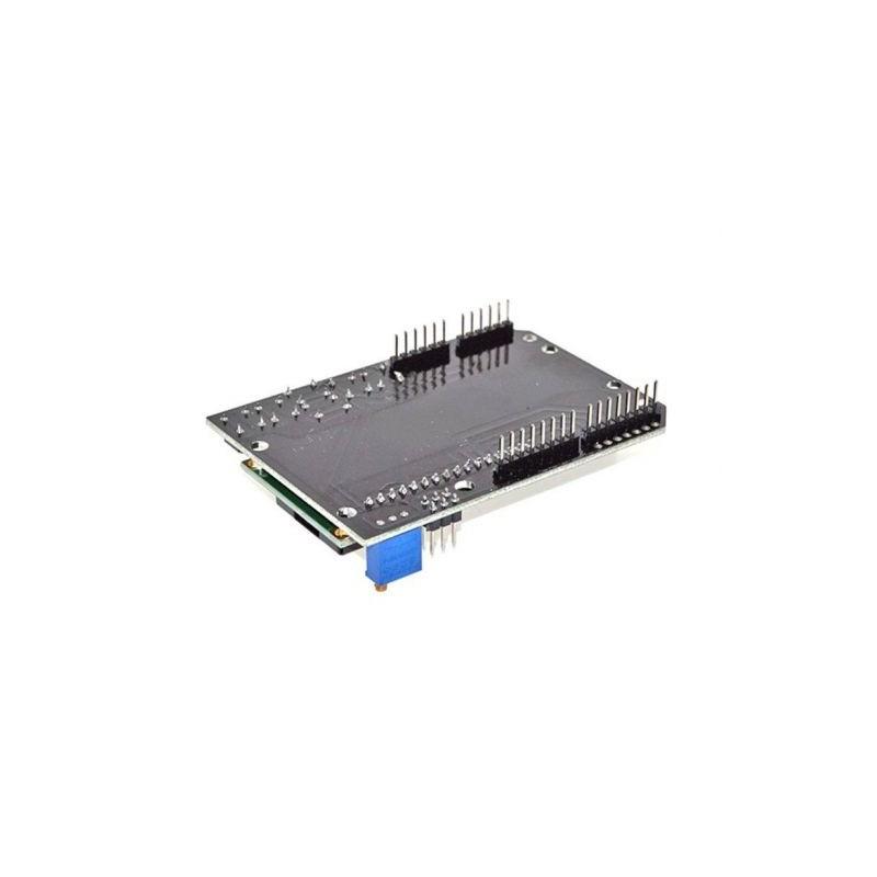 Shield pentru Arduino cu LCD si Tastatura (LCD 1602 cu Keypad)
