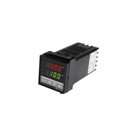 REX-C100SSR REX-C100FK02-V*EN CONTROLER TEMPERATURA SSR OUTPUT
