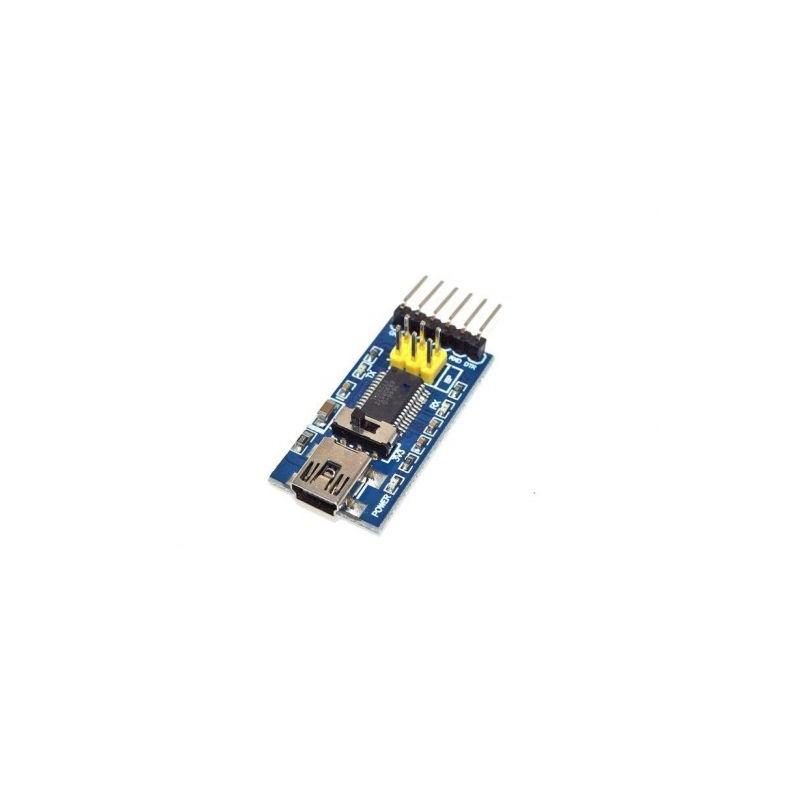 Downloader FTDI USB to TTL FT232