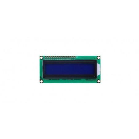 Afisaj HD44780 LCD LCM cu fundal albastru 16x2