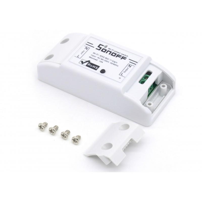 Releu wireless Wi-Fi Sonoff Basic