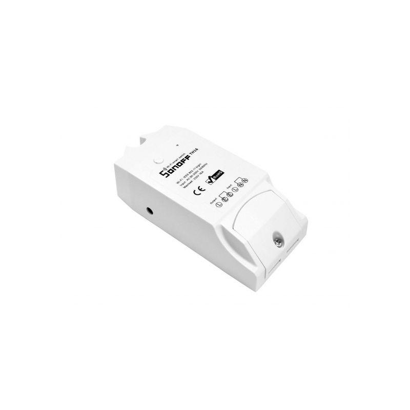 Controller temperatura si umiditate Sonoff TH16 IM160712002 nu include senzorul (incl timbru verde 1.05 lei)