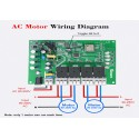 Releu smart 4 canale cu receptor RF 433MHz WiFi Sonoff 4CH Pro