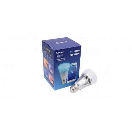 Bec SONOFF comanda Wi-Fi B1 E27 RGB IM170616001 6920075770322