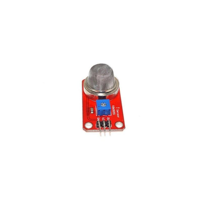 Modul cu senzor MQ-2 pentru detectie metan compatibil Arduino OKY3324