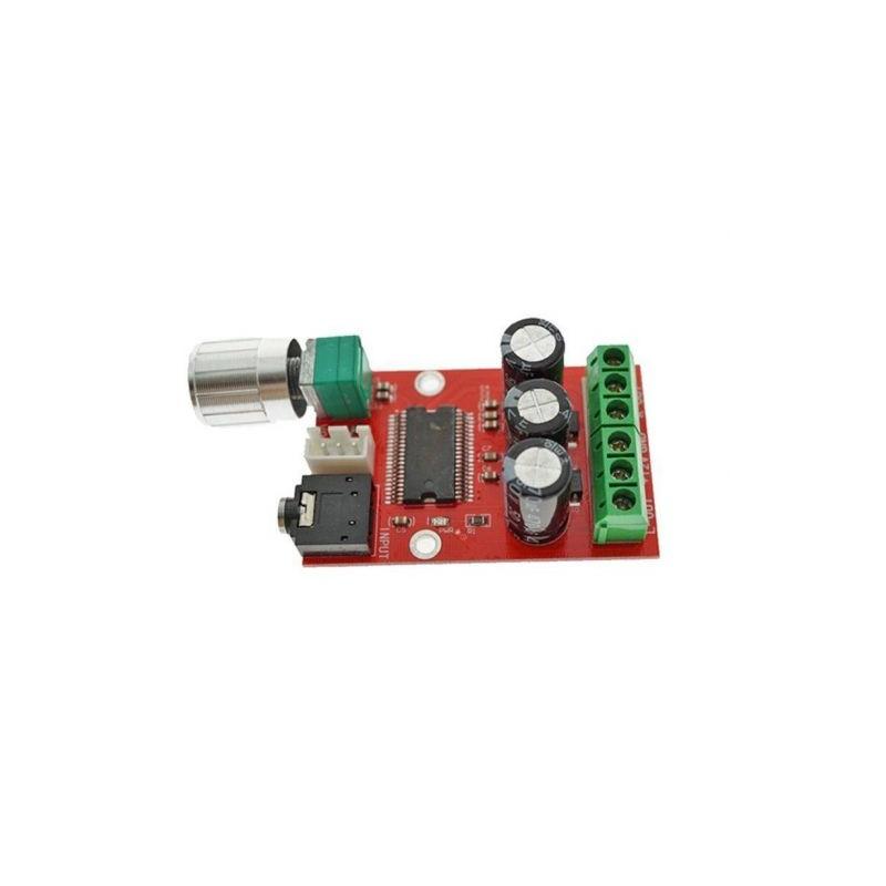 XH-M145 Amplificator clasa D cu YDA138-E 9-14V 2x8W-8R 2x12W-4R