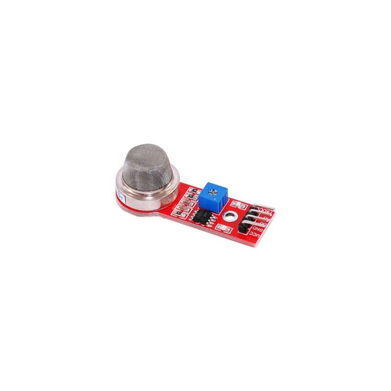 Modul cu senzor MQ-135 pentru detectie calitate aer compatibil