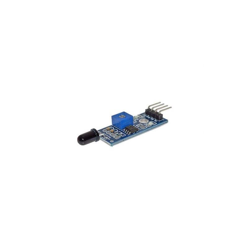 Modul senzor flacara cu IR compatibil arduino OKY3053
