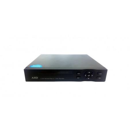 DVR (pentru sistem de supraveghere) 4 Canale FHD 1080p AHD6704T-MH, mouse, 2 USB, LAN, PTZ, 4 canale audio