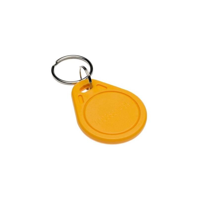 Tag control acces EM 125kHz portocaliu