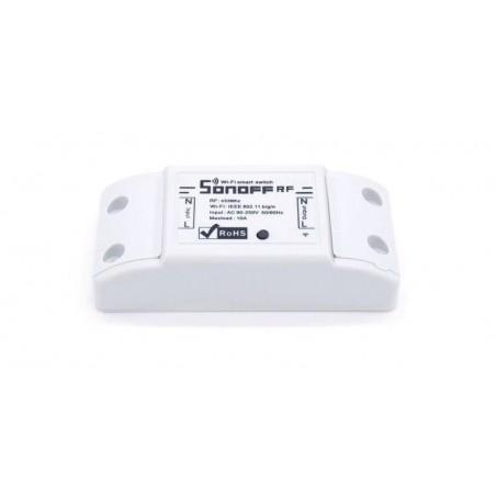 Releu SONOFF wireless Wi-Fi si RF 433 MHz 10A