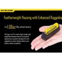 Incarcator acumulatori LI-ION NITECORE F1 cu functie de incarcare 1000mA telefon