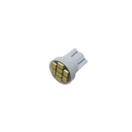 T10-C8-W T10 3020 8SMD LED auto