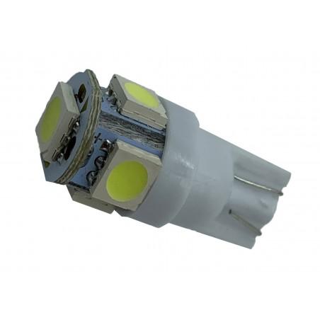 T10 5050 5 SMD - LED AUTO
