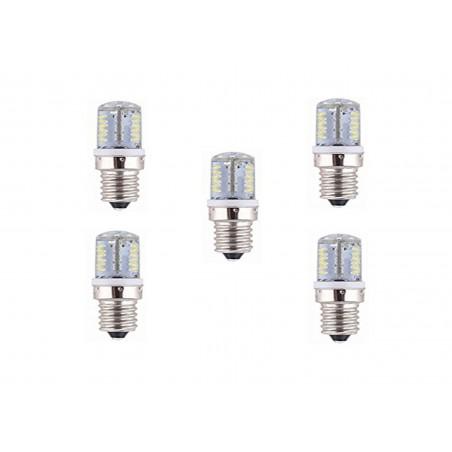 E14-3014-57 - Bec LED E14 57SMD 3014 AC12 V DC 12-24V