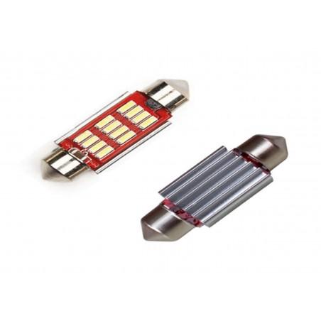 SJ-4014 12SMD 42mm- LED auto plafoniera