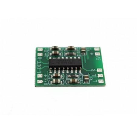 Amplificator stereo OKY3462-5, 2 x 3W