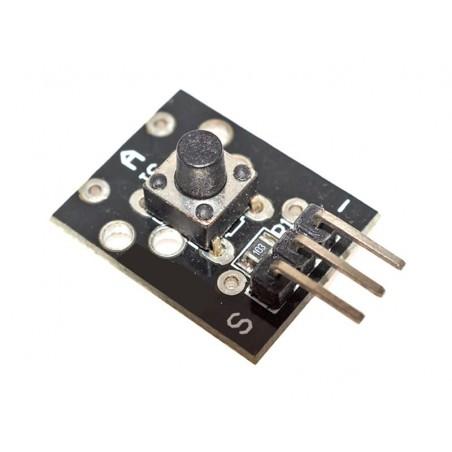 Modul cu buton microswitch compatibil Arduino OKY3223
