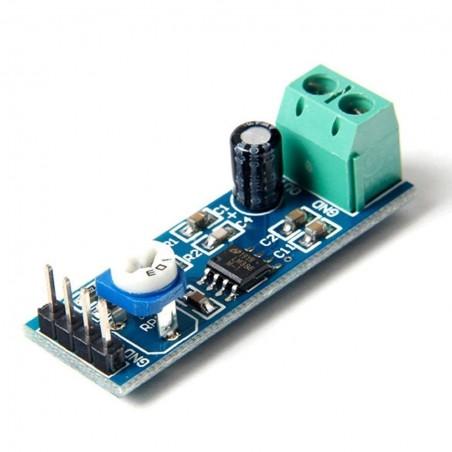 Amplificator audio cu LM386