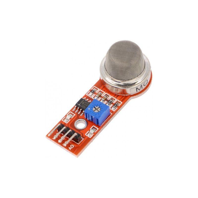 Modul cu senzor MQ-3 pentru detectie alcool compatibil Arduino OKY3326