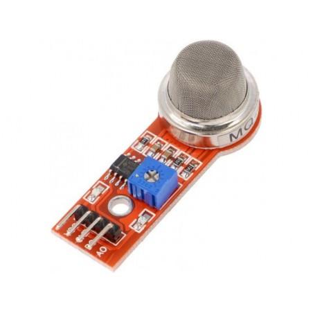 Modul cu senzor MQ-4 pentru detectie metan compatibil Arduino OKY3328-1 10106753