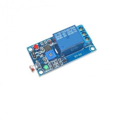 Modul cu releu 1 canal, cu senzor tactil 12V OKY3032-1 10107119